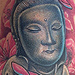 Guan Yin Statue Tattoo Design Thumbnail